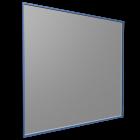 Stahlrahmenfenster mit Milchglas für die 3D Raumplanung
