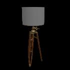 Stativleuchte für die 3D Raumplanung