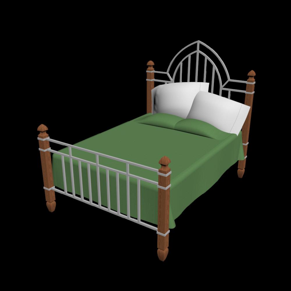 steel frame bed - Steel Frame Bed