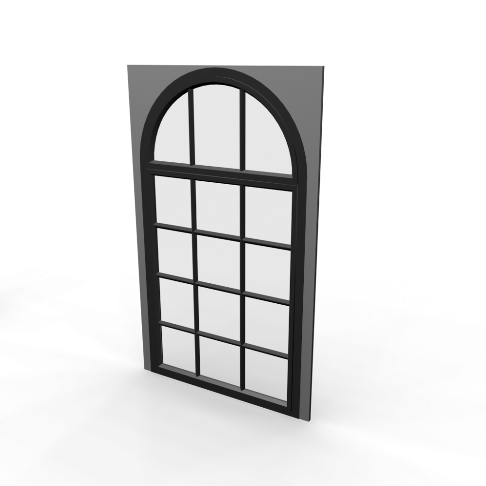 Steel frame window design and decorate your room in 3d for Window frame design