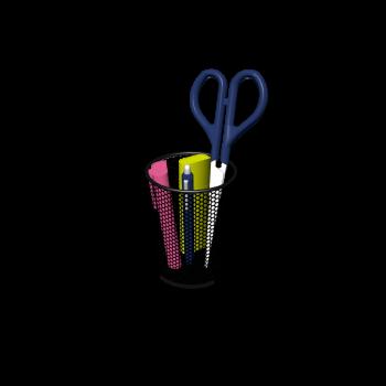 Stiftbecher
