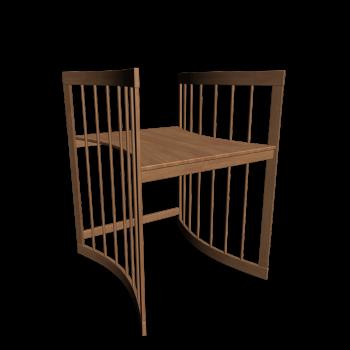 Care Schreibtisch buche von Stokke