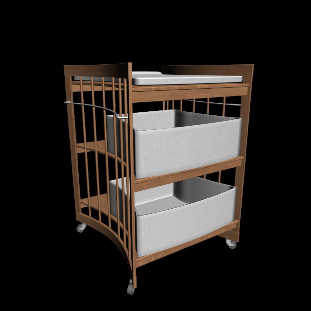 care wickeltisch buche einrichten planen in 3d. Black Bedroom Furniture Sets. Home Design Ideas