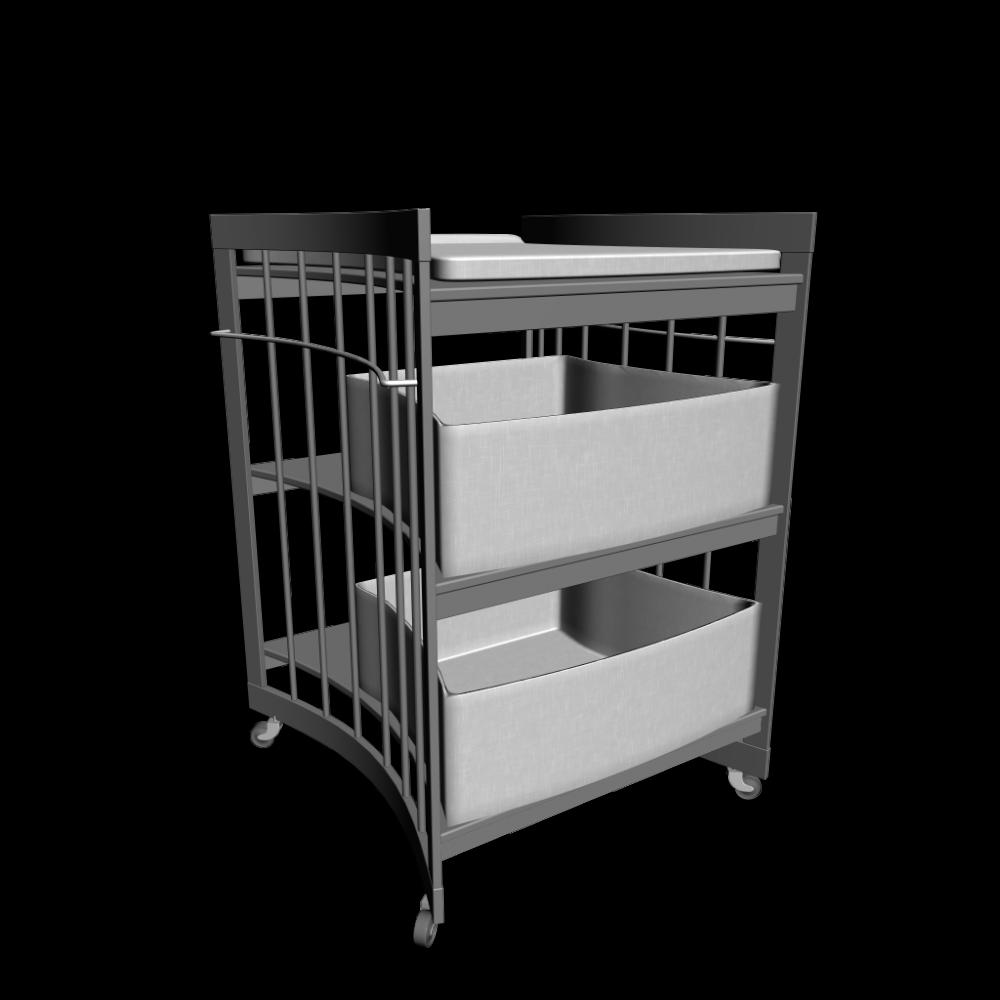 care wickeltisch grau einrichten planen in 3d. Black Bedroom Furniture Sets. Home Design Ideas