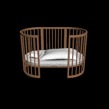 Sleepi Bett von Stokke