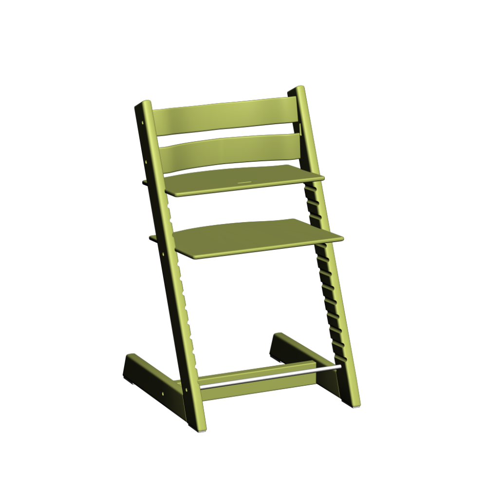 Tripp Trapp Green Design And Decorate Your Room In 3d