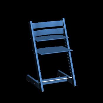 Tripp Trapp blau von Stokke