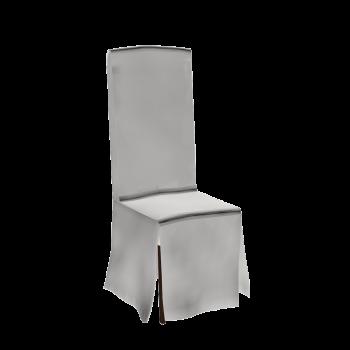 Stuhl mit Husse