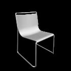 Stuhl für die 3D Raumplanung