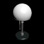 Bauhauslampe WG 24 von TECNOLUMEN
