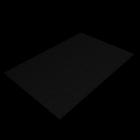 Teppich schwarz für die 3D Raumplanung