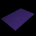 Teppich blau-violet für die 3D Raumplanung
