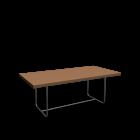 S 1071 Tisch von Thonet