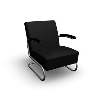 S 411 Armchair by Thonet