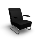 S 412 Armchair by Thonet