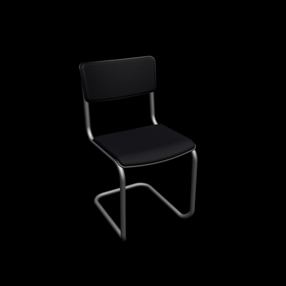thonet s 43 pv einrichten planen in 3d. Black Bedroom Furniture Sets. Home Design Ideas