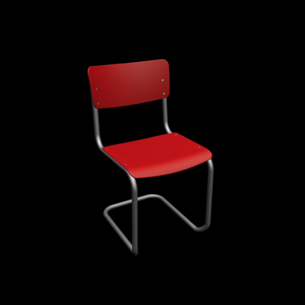 thonet s 43 freischwinger einrichten planen in 3d. Black Bedroom Furniture Sets. Home Design Ideas