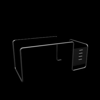 S285/1 Schreibtisch von Thonet