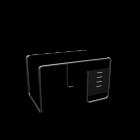 S285/2 Schreibtisch von Thonet