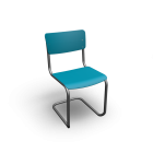 Thonet S 43 cantilever chair for your 3d room design