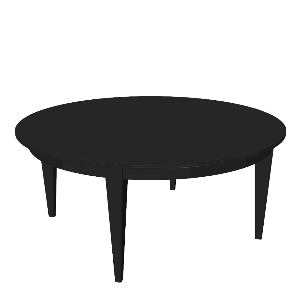Tisch in schwarz design and decorate your room in 3d for Tisch schwarz