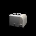 Toaster für die 3D Raumplanung