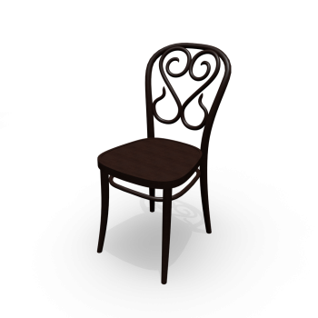 Chair No 4 by TON