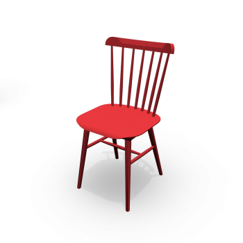 Stuhl Ironica von TON