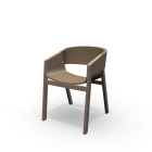 Chair Merano with padding by TON