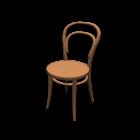 Stuhl No 14 für die 3D Raumplanung