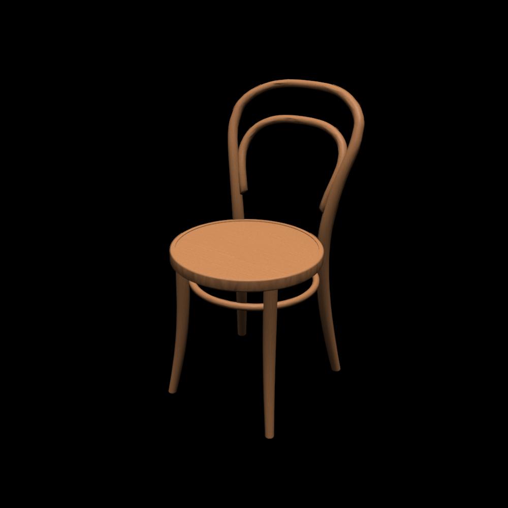 stuhl no 14 einrichten planen in 3d. Black Bedroom Furniture Sets. Home Design Ideas