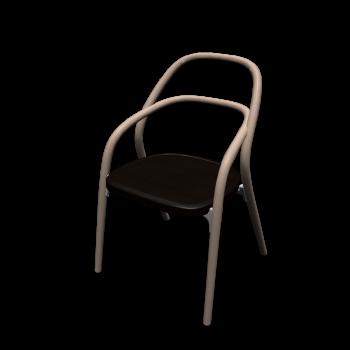 Stuhl No 2 von TON