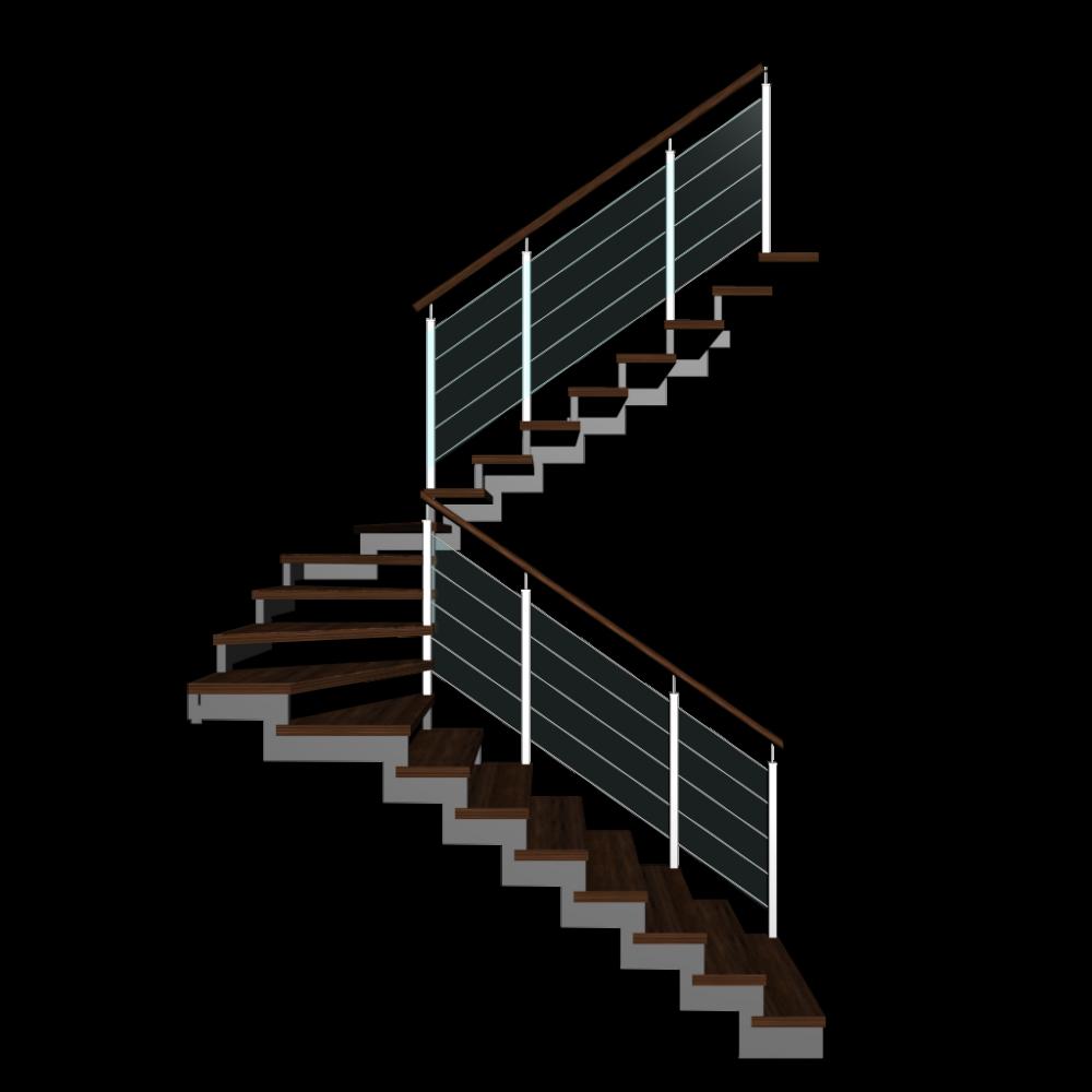 treppe planen 3d