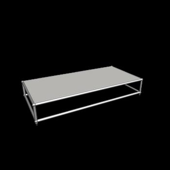 USM Haller  Möbelbausystem Tisch by USM