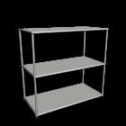 USM Haller Möbelbausystem für die 3D Raumplanung