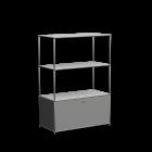 USM Haller Möbelbausystem von USM