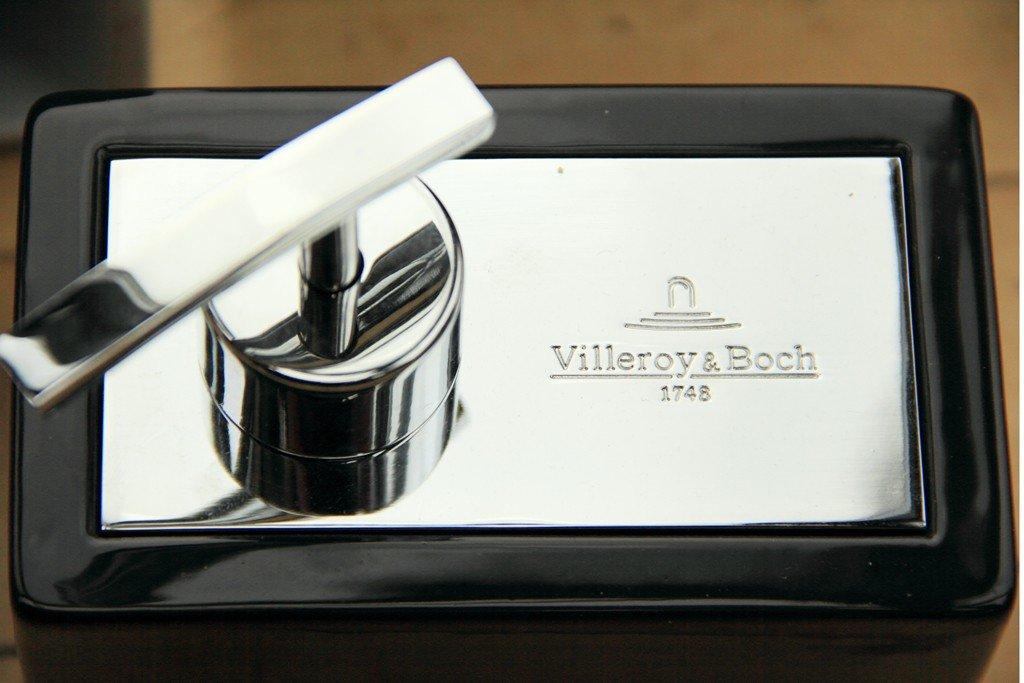 boch soap dispenser manhattan by villeroy