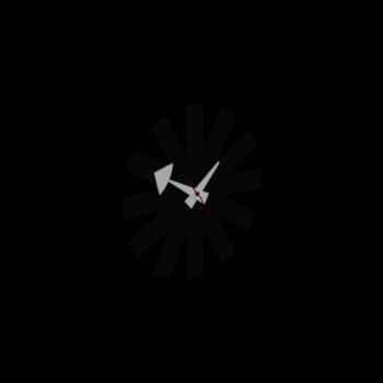 Asterisk Uhr von Vitra