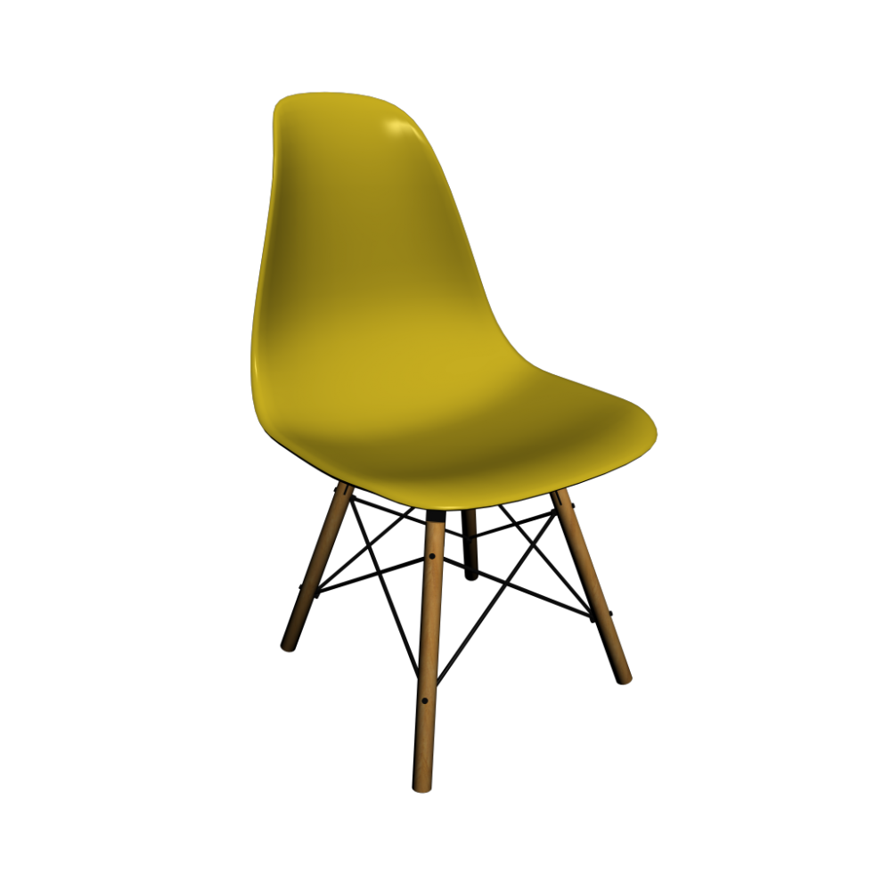 eames plastic side chair dsw design and decorate your room in 3d. Black Bedroom Furniture Sets. Home Design Ideas