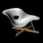 La Chaise Sitzskulptur von Vitra