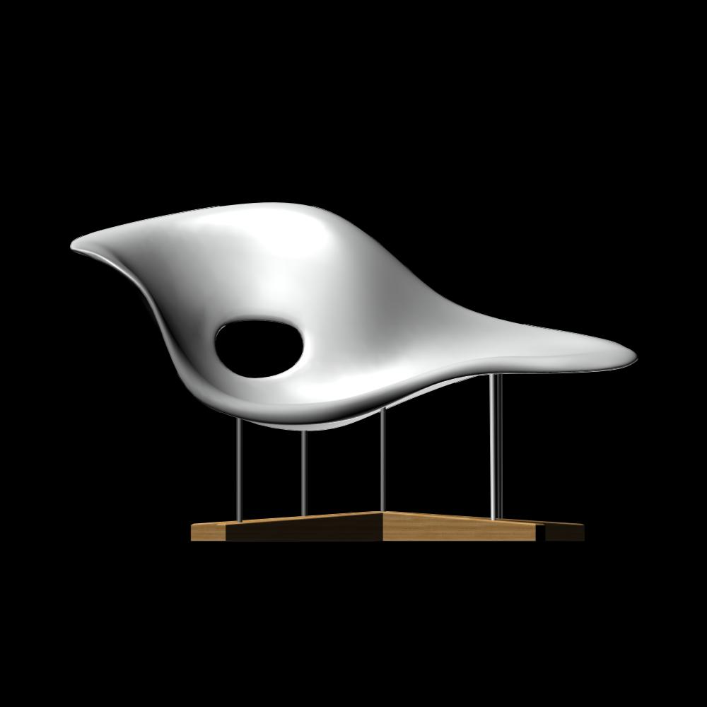 La Chaise Sitzskulptur Einrichten Planen In 3d