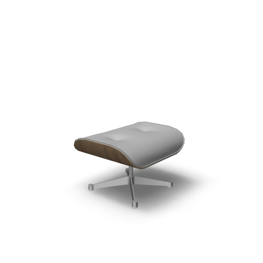 Vitra ottomane design and decorate your room in 3d for Sofa ottomane