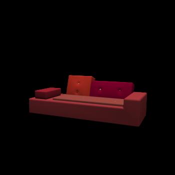 Polder Sofa XS von Vitra