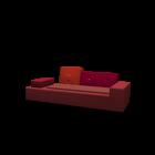 Polder Sofa XS für die 3D Raumplanung