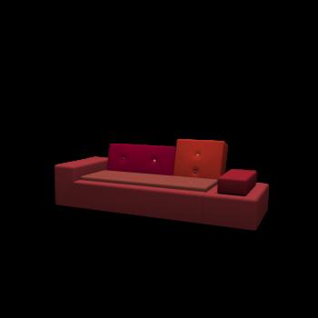 Polder Sofa XS by Vitra