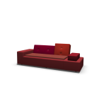Polder Sofa XS for your 3d room design