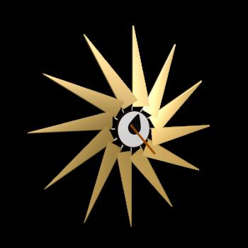 Turbine Uhr von Vitra