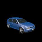 Golf IV für die 3D Raumplanung