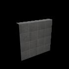 Wandelement für die 3D Raumplanung