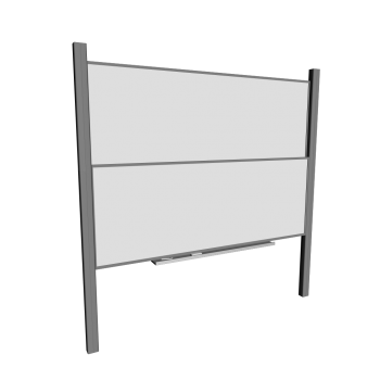 Wandschiebetafel